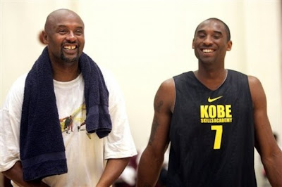 Joe y Kobe Bryant