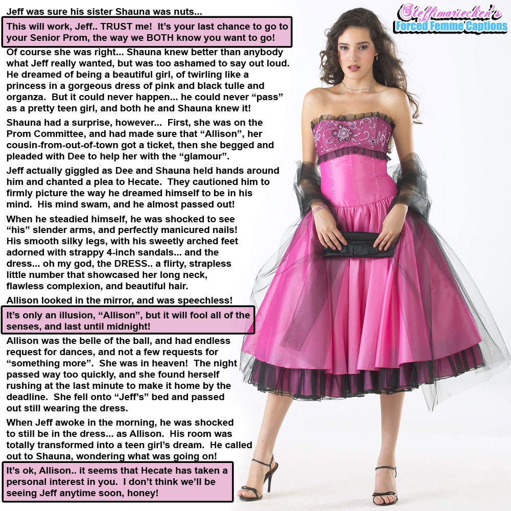 Forced Feminization Captions Blog http://serbagunamarine.com/forced-feminization-by-hypnosis-blogs-and-captions.html