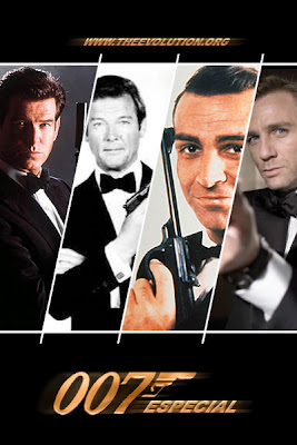 Download Coleção: James Bond – DualAudio