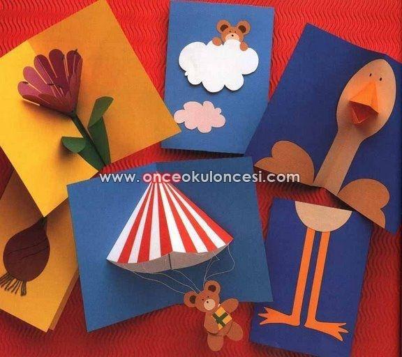 Поделки своими руками из бумаги в детском саду к 23 февралю