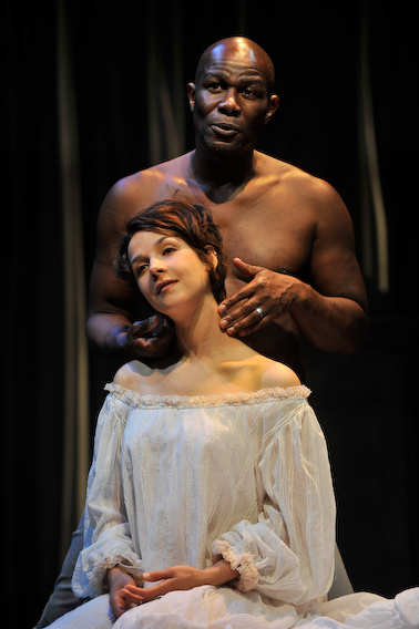 the mood of othello Imagery, as defined by webster's dictionary, is the use of vivid figurative language to represent objects, actions, or ideas in othello, shakespeare makes use of colors to represent ideas or to set the mood for the scenes taking place.