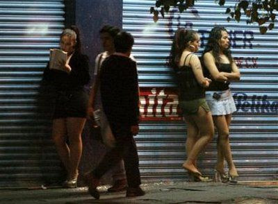 can women pay for female prostitutes