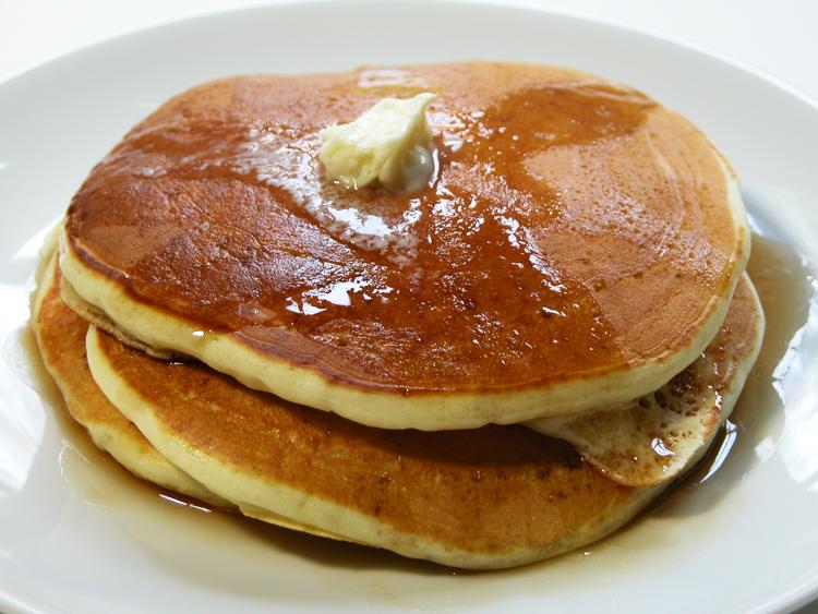 Cooking Weekends: Buttermilk Pancake Mix