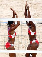 La Playa cartagenera se llena de Voleibol