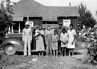 Black Southern Family 1940s