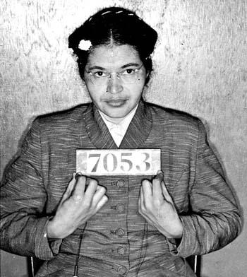 Rosa Parks, Montgomery Bus Boycott & Jim Crow