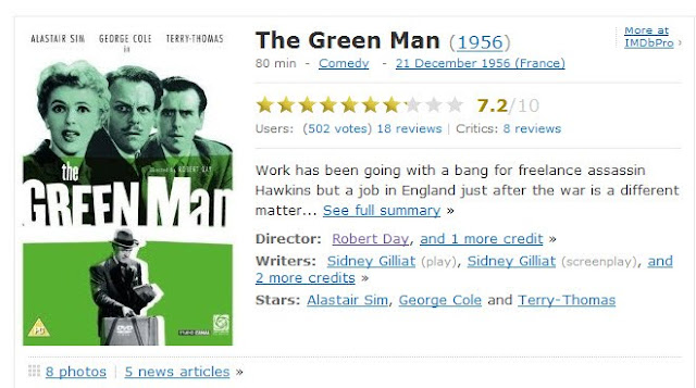 Los amigos de Murray Green+man+movie