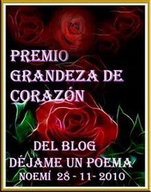 De : Dejame un Poema.......... Para : Poesia Del Cielo