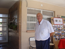 Muchos de los jubilados de nuestra escuela siguen visitándonos