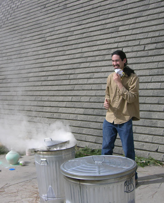Barrel Firing, Winter 2009