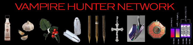 Vampire Hunter Network
