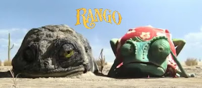 Rango O Filme - Rango Trailer do filme