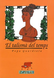 http://llibresdepepa.blogspot.com.es/2009/01/el-talism-del-temps.html