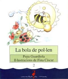 http://llibresdepepa.blogspot.com.es/2009/01/la-bola-de-pollen.html