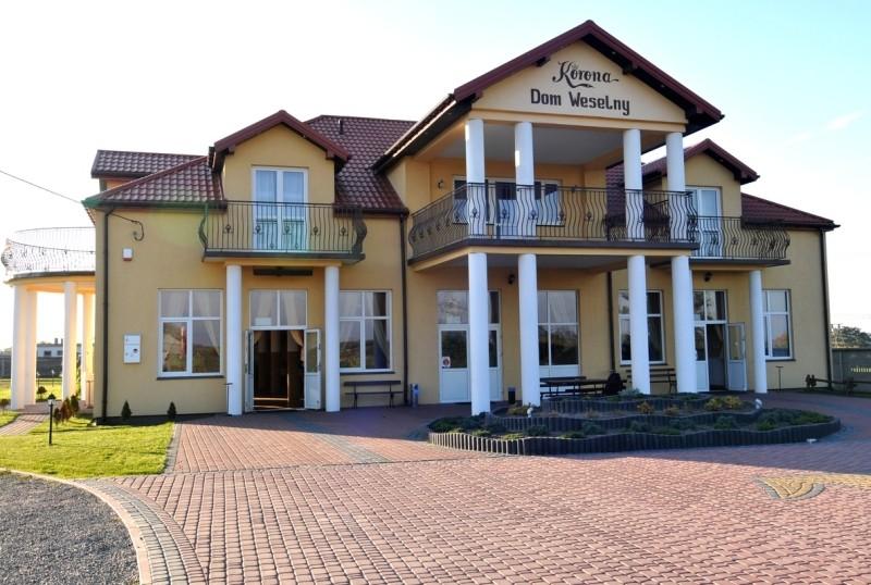 Sala Weselna Korona Łuków ~ Domy Weselne Opoczno Dom Weselny KORONA Radzice Duże