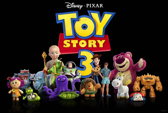 Nuevos personajes toy story 3 new characters mama for Toy story 5 portada