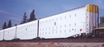 Trens prisões de 3 andares