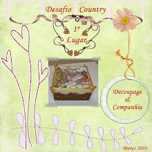 "Concurso "" Desafio Country"""
