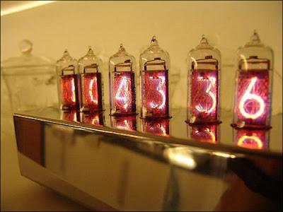 valve clock