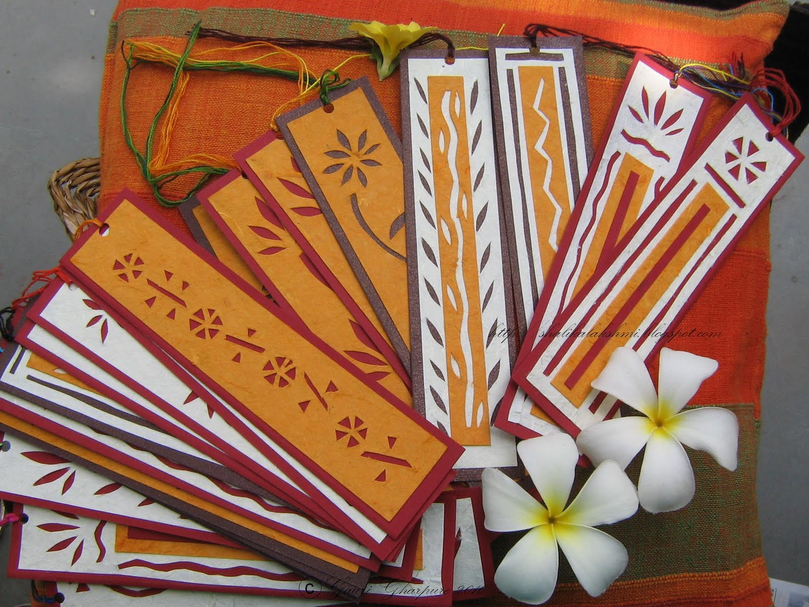 Colourful Handmade Cards