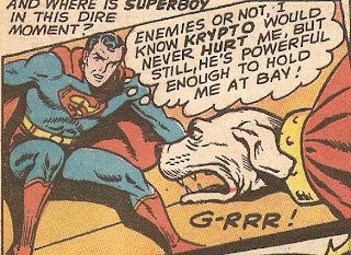 Superboy is a pussy