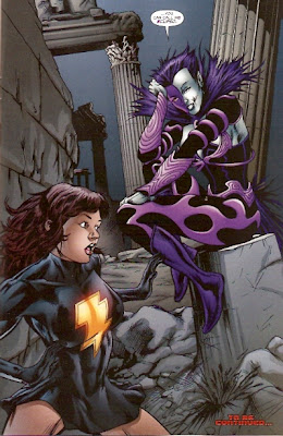 You know those blind fish they find in underground caves? THEY aleady knew it was Eclipso...