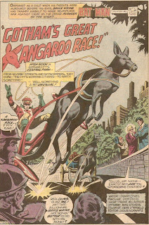 So where, exactly, does Gotham City get all of these Kangaroos?