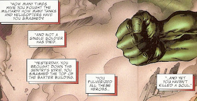 Hulk...much less deadly than Iraqi insurgents