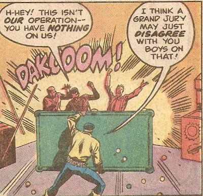 Luke Cage, legal scholar for hire!