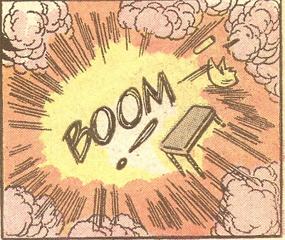 'Boom' is the best you've got??