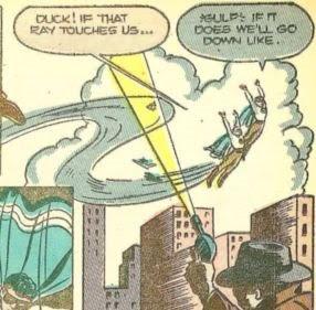Like Aquaman of the air...