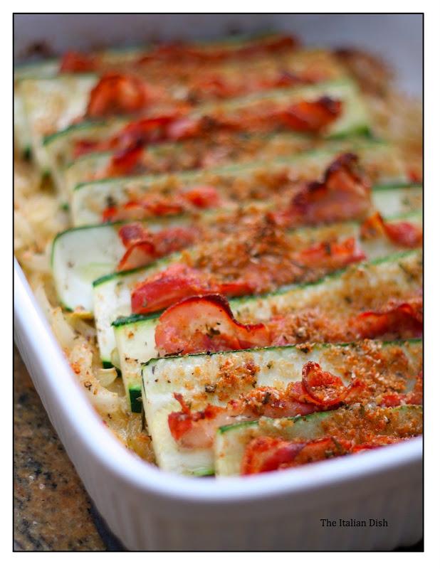 ... Italian Dish: Zucchini Gratin: Finding Ways to Use All That Zucchini