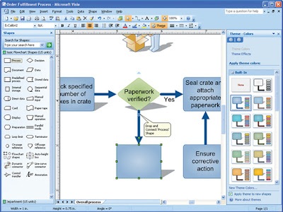 communicate information using visio diagrams to maximize its impact in ways words and numbers alone cannot - Visio 2007 Standard