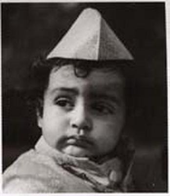 1156797 Amitab Bachan Pics since childhood