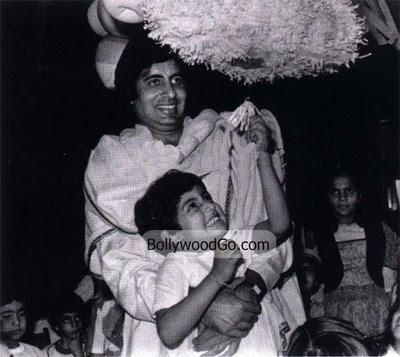 Abhishek+Bachchan+Childhood+5 Amitab Bachan Pics since childhood