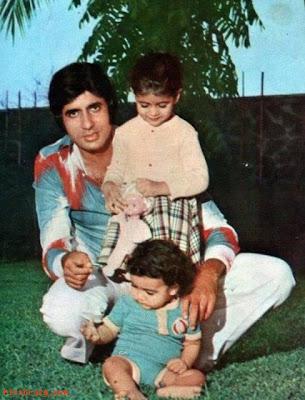 amitabh bachchan Amitab Bachan Pics since childhood