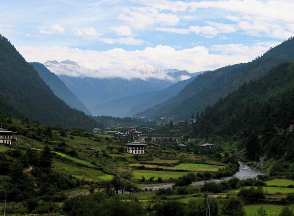 Beautiful Bhutan Seen On www.coolpicturegallery.us