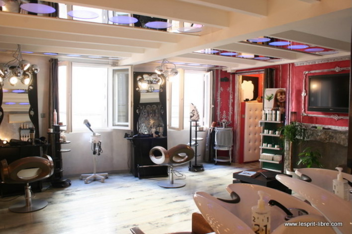 Unlimited free hosting for Salon de coiffure tarif