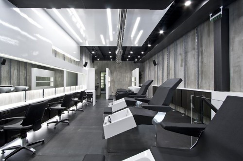 Le Blog Du Salon De Coiffure Salon Futuriste Georgios