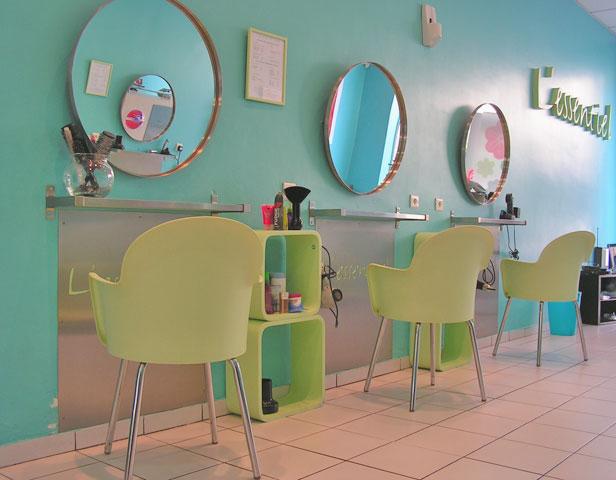 Le Blog du salon de coiffure: Salon l\'Essentiel ( Gradignan )