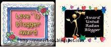 Award dari MrsNor