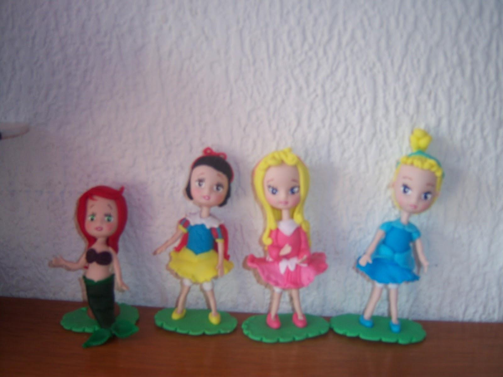 Figuras de bebés en masa flexible - Imagui