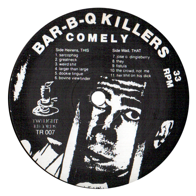 Bar-B-Q Killers - Comely