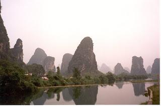 Guilin China View