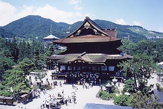 nagano Zenkoji Castle