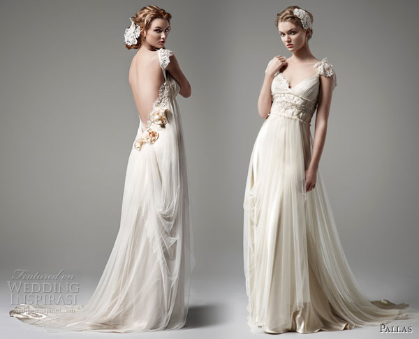 Wedding dresses source weddingbellsblogcom hippie wedding dresses