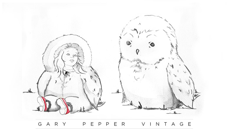 Gary Pepper Vintage