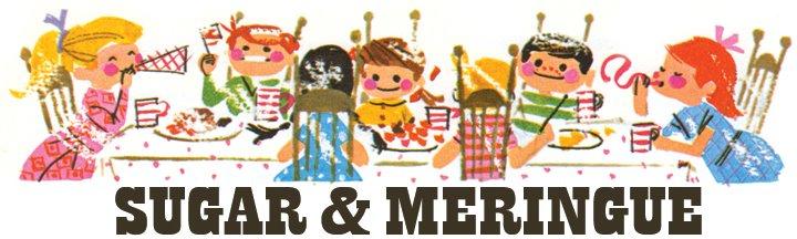 sugar & meringue