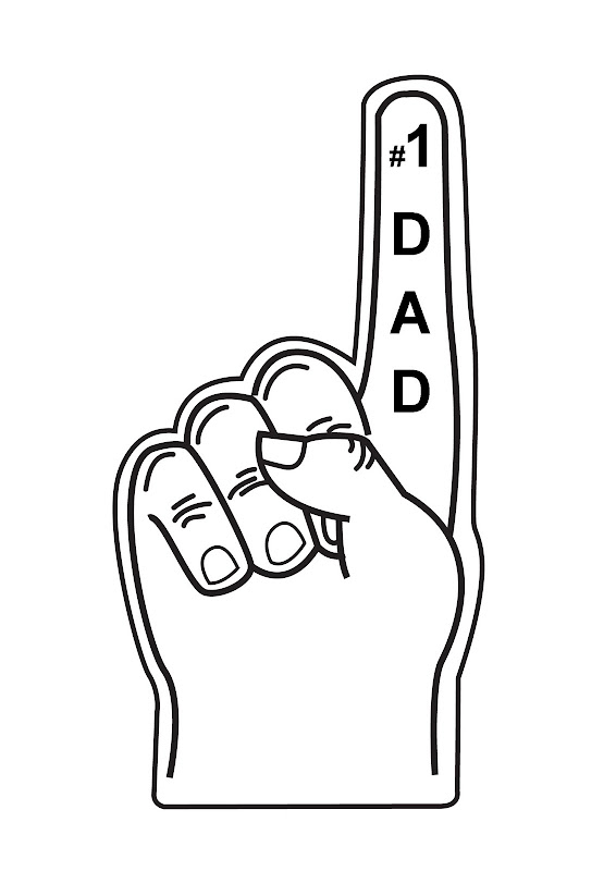 Kid Craft: Father's Day Card title=