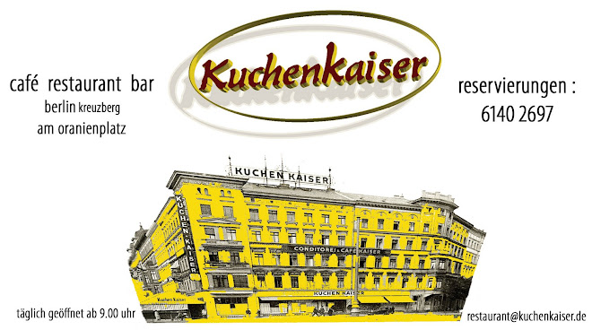 kuchenkaiser blog